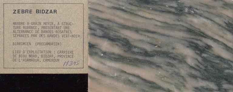 Zebre Bidzar M315