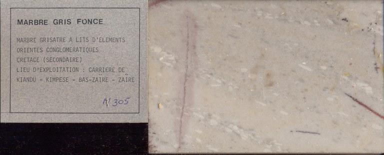 Marbre Gris Fonce M305