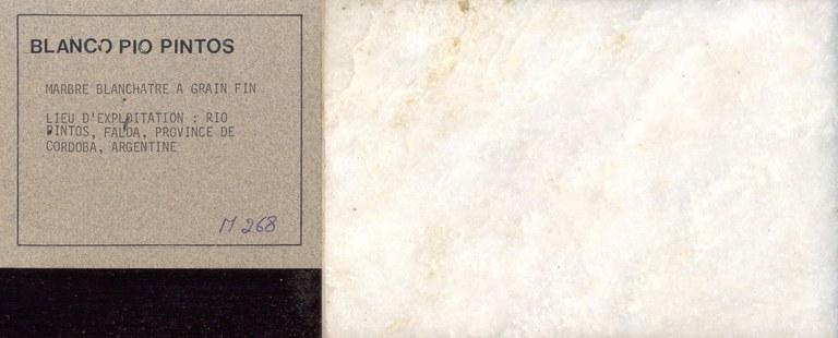 Blanco Piopintos M268