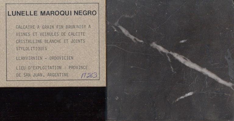 Lunelle Maroqui Negro M263