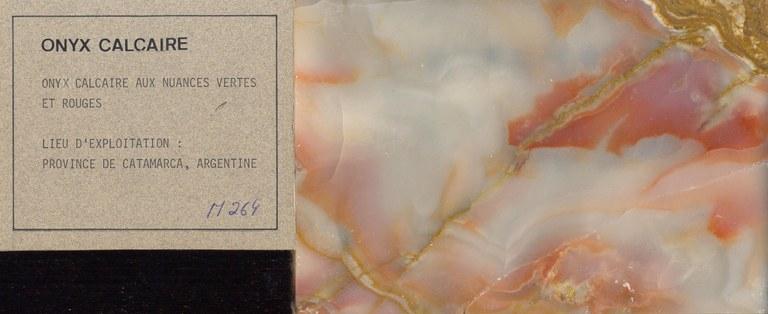 Onyx Calcaire M264