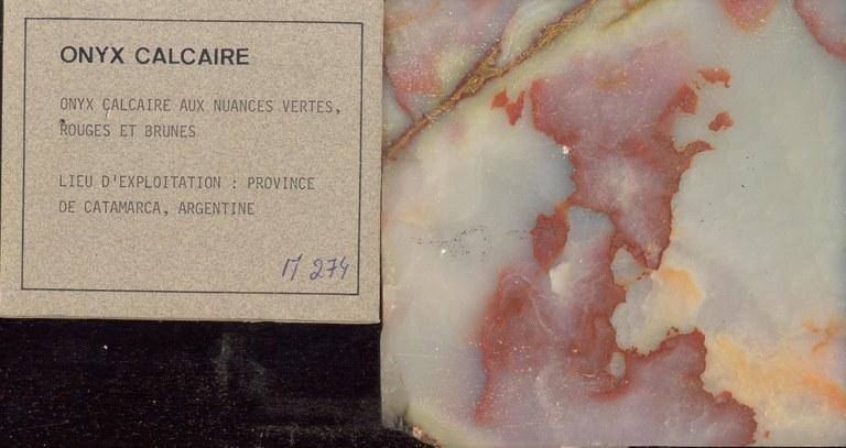 Onyx Calcaire M274