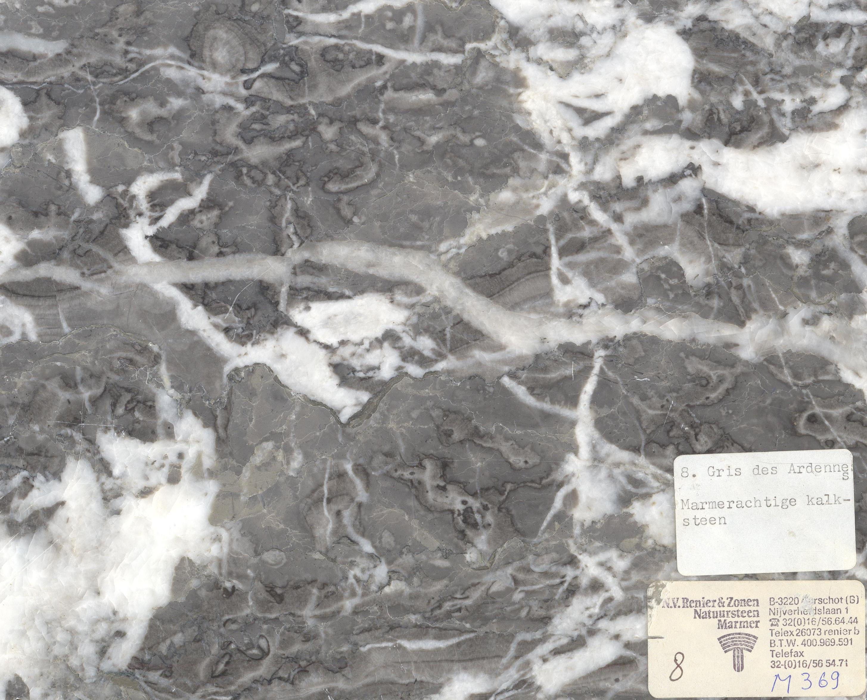 Gris des Ardennes M369