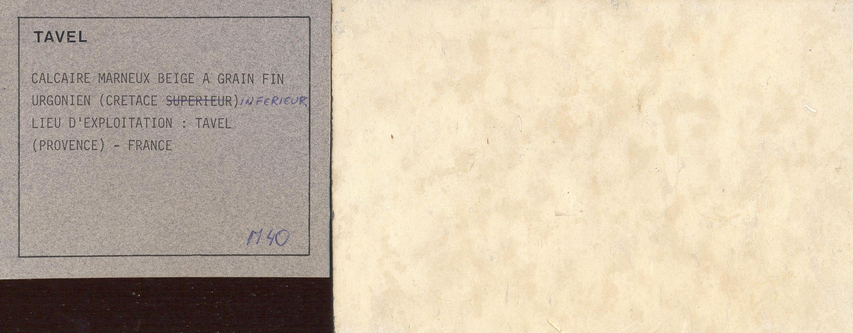 Tavel M040