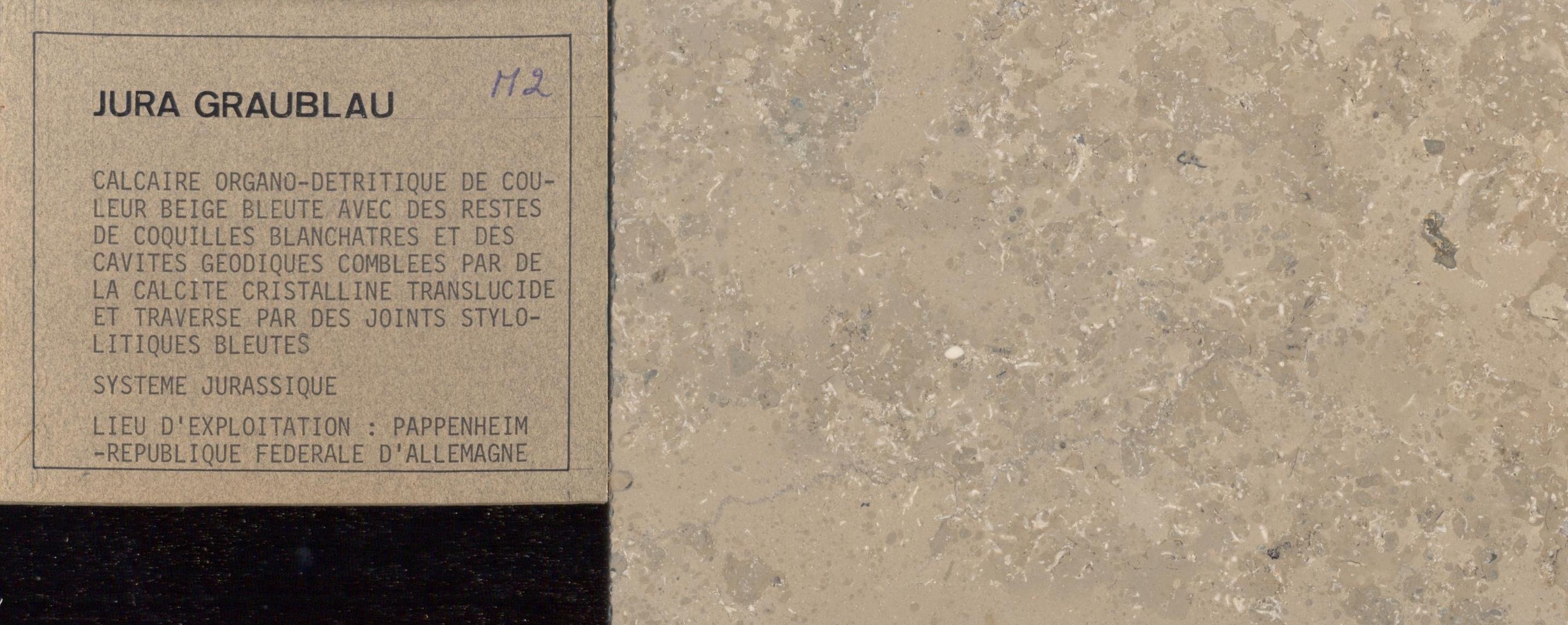 Jura Graublau M002