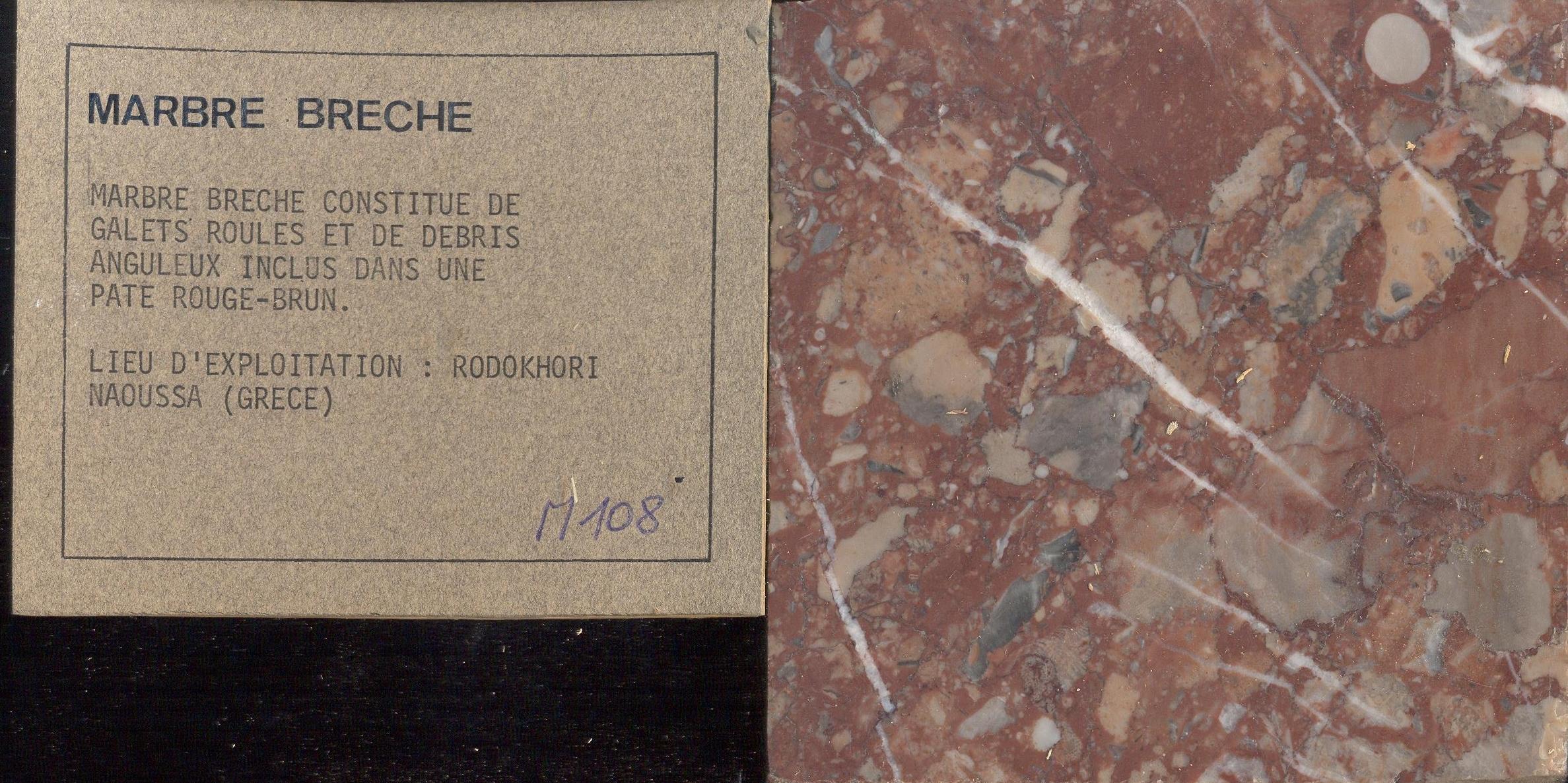 Breche M108