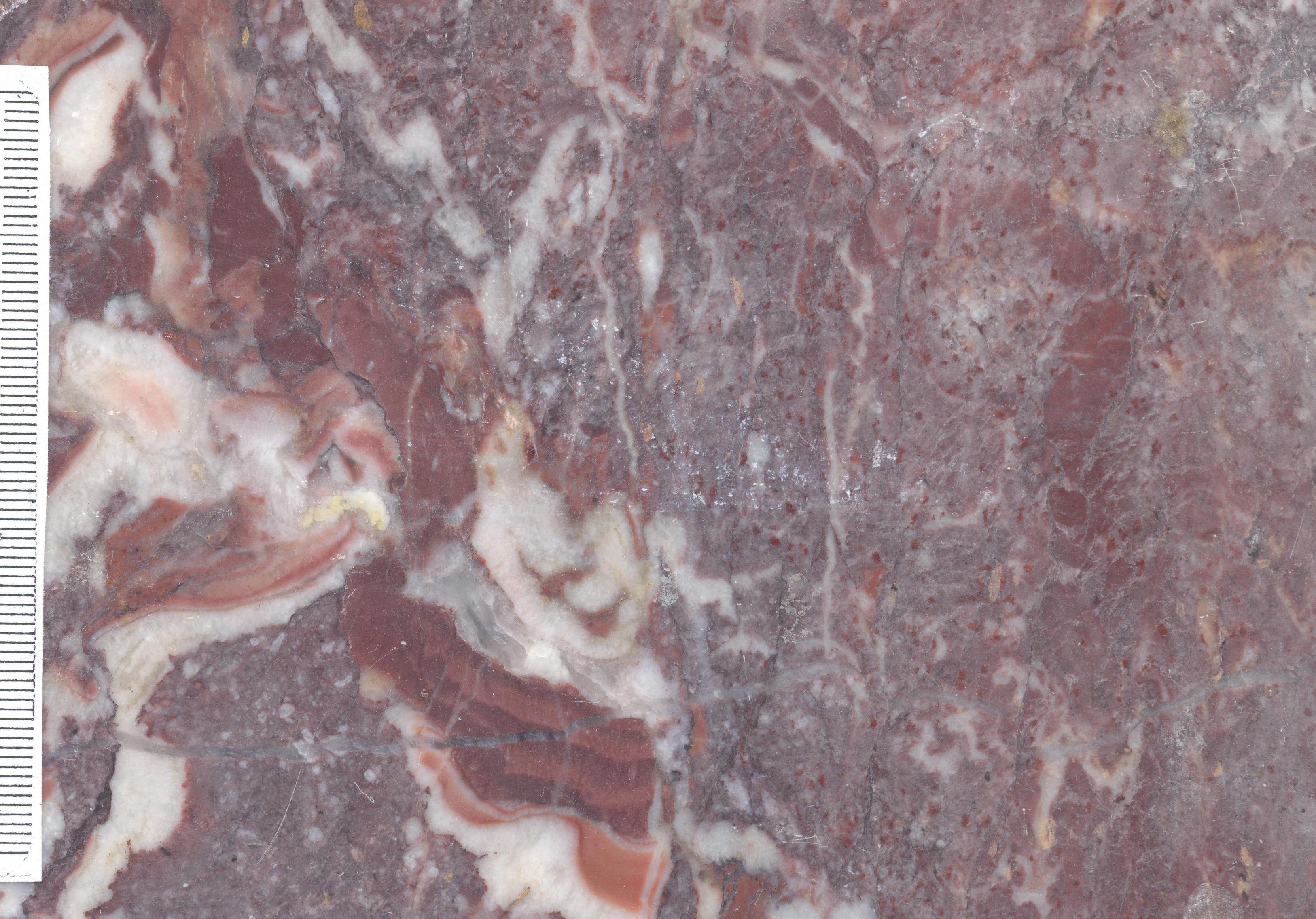 Eretria Marbre Rouge Greece M1411