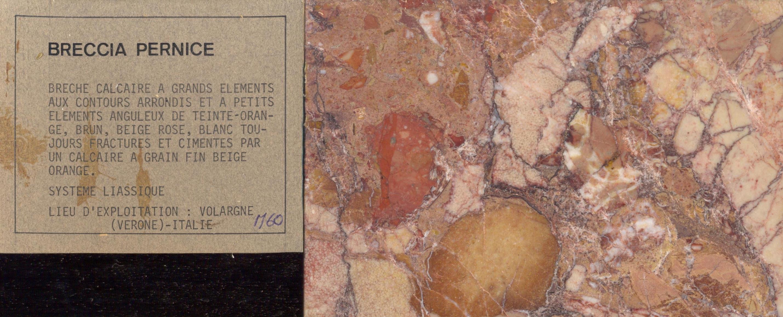Breccia Pernice M060