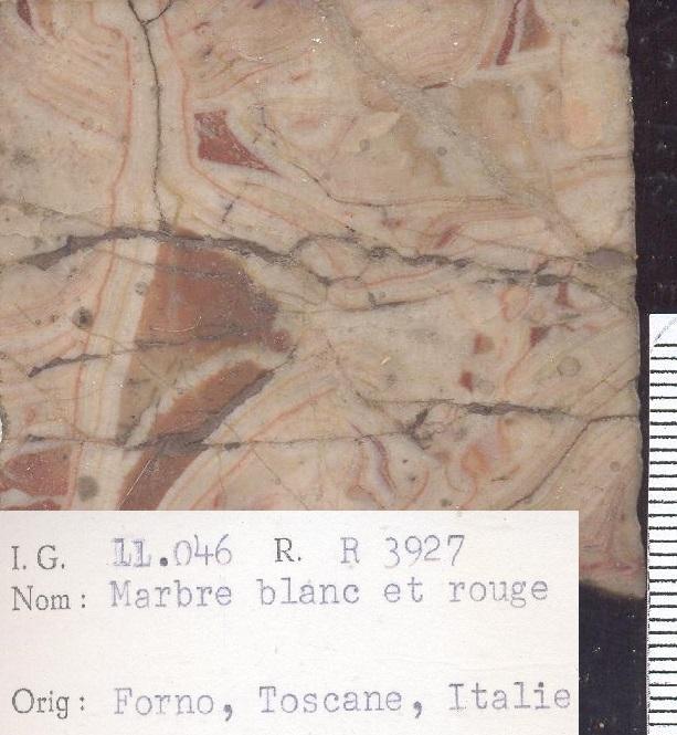 Forno blanc et rouge RR3927