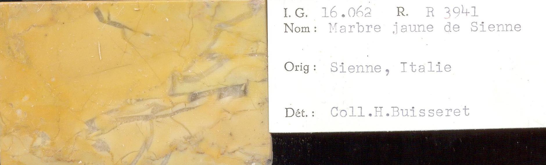 Jaune de Sienne RR3941