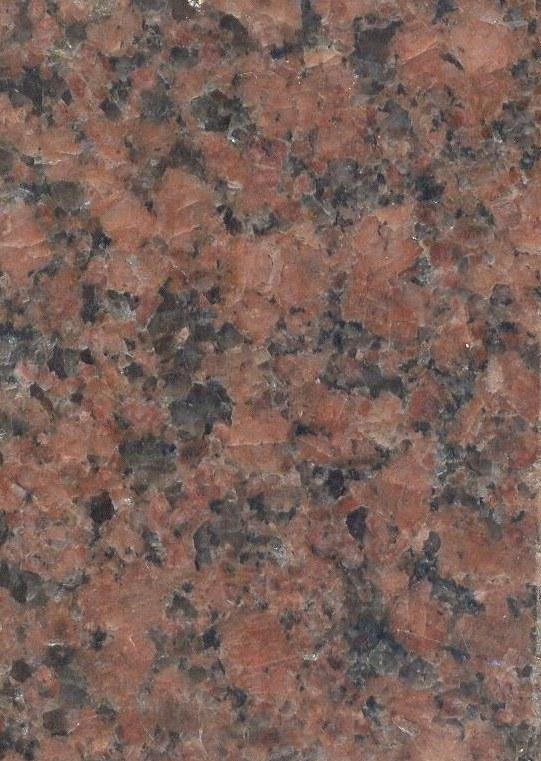 Granit Rouge Orchidee M792