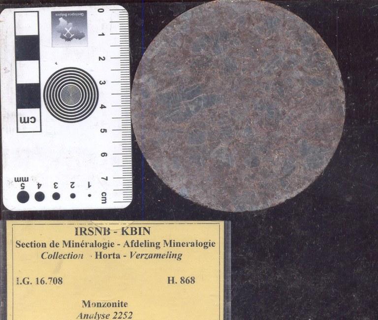 Monzonite H868