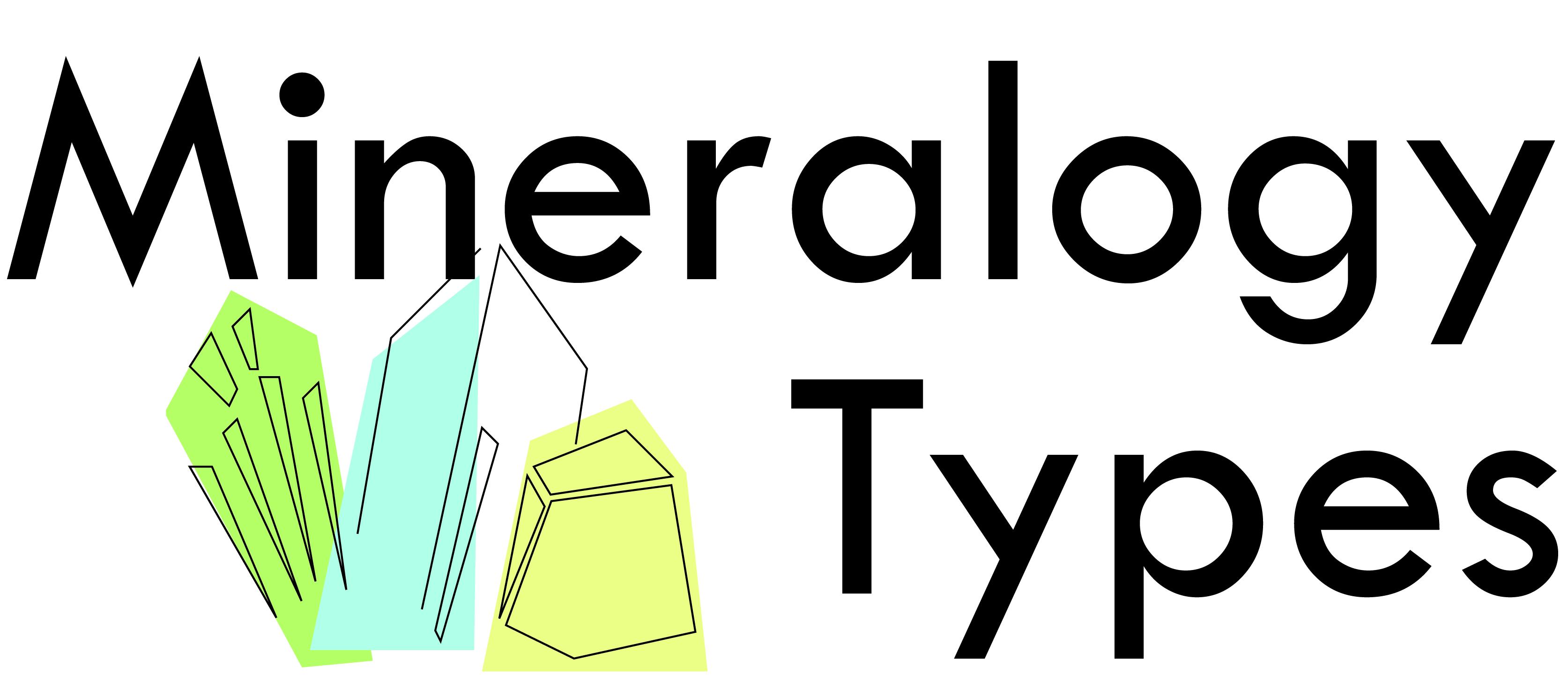 logo mineralen types